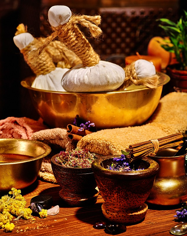 Wellness Ayurveda Garshan Massage